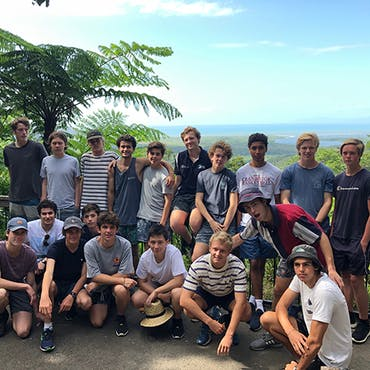 Year 12 Great Barrier Reef Excursion 2019