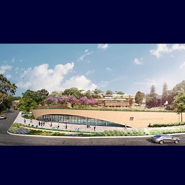 Cranbrook School Marks Major Milestone in Bellevue Hill Campus Renewal Project
